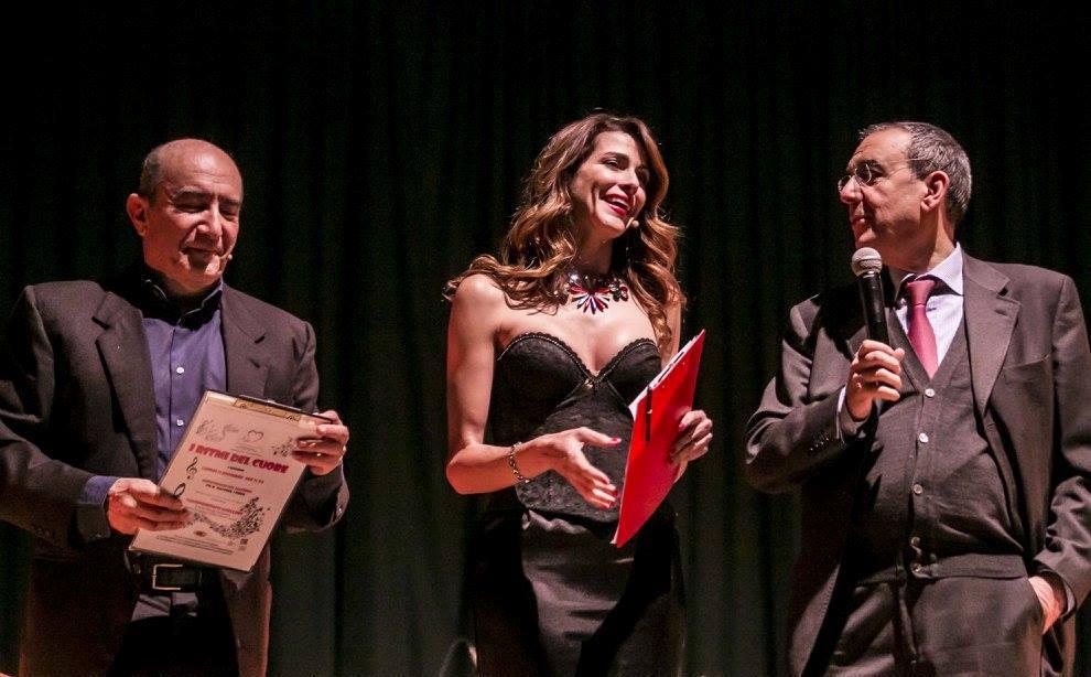 Prof. Francesco  Fedele - Stefano De Sando - Janet De Nardis