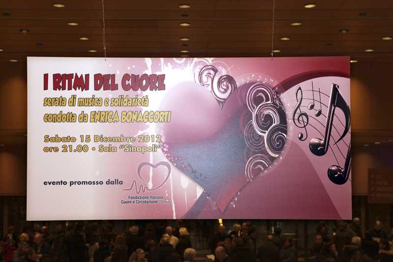 Auditorium di Roma - Il Cuore Siamo Noi